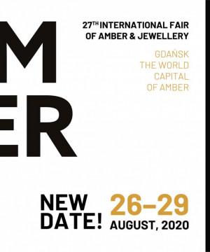 Amberif: 27. Międzynarodowe Targi Bursztynu i Biżuterii
