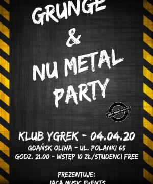 Grunge & Nu Metal Party