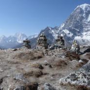 Nepal - trekking pod Mount Everest