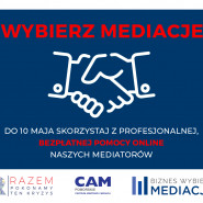 Darmowe mediacje online dla przedsiębiorców