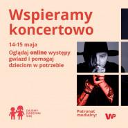 Koncert online Blue Cafe, Roksana Węgiel