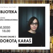 Moja Biblioteka online - Dorota Karaś