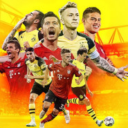Derby Niemiec: Borussia - Bayern w Mavericku