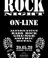 Rock Night (on-line)
