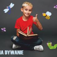 Czytanie na dywanie - warsztaty dla dzieci online