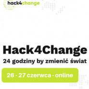 Hachathon technologiczno-ekologiczny Hack4Change