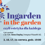Ingarden in the garden