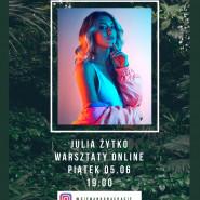 Warsztaty online- Choreo z Julią Żytko