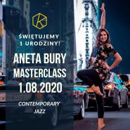 1 urodziny / Aneta Bury Masterclass