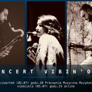 Koncert Vibin'out w Muzykonie