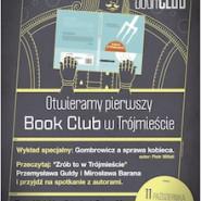 Gdynia Book Club. Inauguracja. Czytajcie Zrób to w Trójmieście!