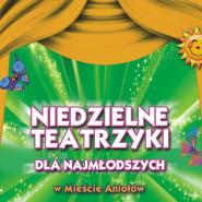 """Niedzielne teatrzyki dla najmłodszych: """"Czerwony Kapturek"""" teatr """"Art.-Re"""" z Krakowa"""