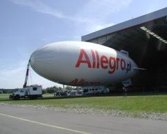 Zeppelin nad Gdynią