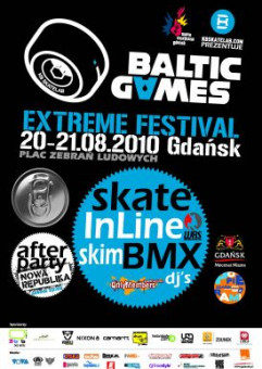 Baltic Games - Festiwal Sportów Ekstremalnych