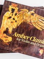 10 płyt Amber Classic for Violin and Organ