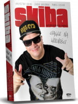 """4 książki """"Skiba, Autobiografia Łobuza. Ciągle na wolności"""""""