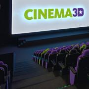 Bilety do kina Cinema3D