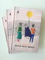"""3 książki z autografem """"Brzuch Matki Boskiej"""""""
