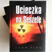 """3 książki """"Ucieczka na Seszele"""""""
