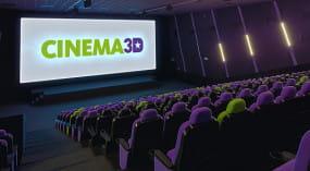 Bilety do Cinema3D