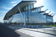 Terminal pasażerski T2 na lotnisku w Rębiechowie