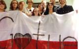 Gotye - flaga z podpisem