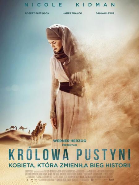 Królowa Pustyni 2015 Biograficzny Dramat Historyczny Film W