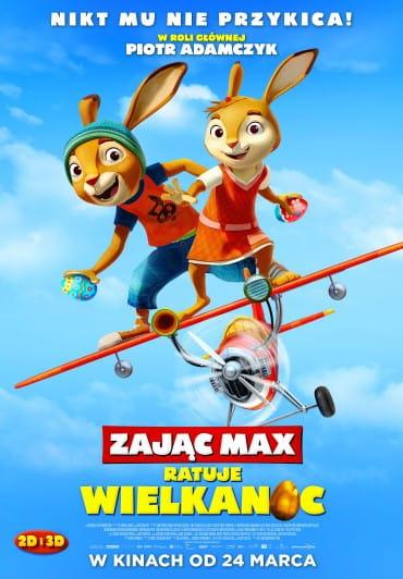 Zając Max Ratuje Wielkanoc 2017 Animacja Film W Trojmiastopl