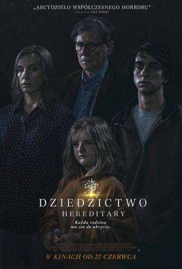 Dziedzictwo. Hereditary - Hereditary (2018) [BluRay] [x264] [Lektor PL]