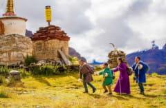 Tybetańska piosenka