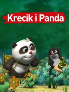 Krecik i Panda