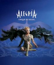 Cirque du Soleil: Alegría -