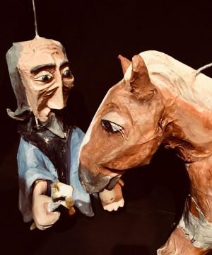 Baśń o rycerzu bez konia
