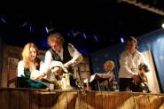 """Teatr Qfer """"Opowieść wigilijna"""" -"""
