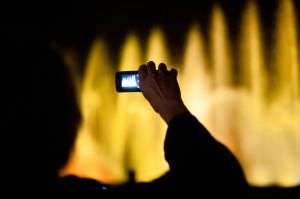 ...a przecież robiąc zdjęcia i filmując wydarzenia często przeszkadzamy innym.