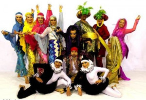 """Gdyński teatr tańca akrobatycznego Mira Art zaprezentuje cyrkową wersję baśni """"Sindbad Żeglarz"""" w Hali Sportowo-Widowiskowej """"Gdynia"""" 12 i 13 lutego."""