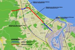 Gdańsk i Sopot chcą kontynuować budowę drogi Zielonej.
