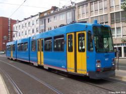 Cały czas trwa walka o 16 używanych tramwajów typu Düwag N8C, które chce sprzedać niemieckie miasto Kassel.