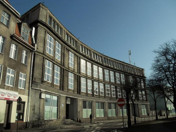 Tak obecnie wygląda budynek LPP.