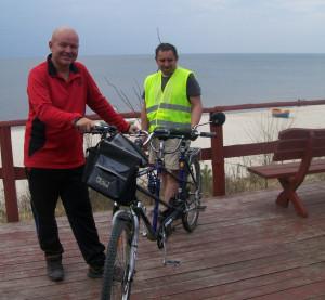 Na takich rowerach jechać będą uczestnicy Rajdu Wisła.