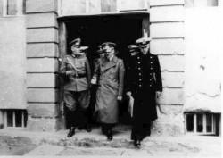 Wódz nazistów odwiedził też gdyński magistrat.