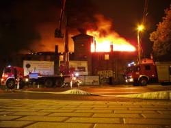 Pożar zajezdni w 2011 roku był efektem podpalenia - uznała policja, ale umorzyła sprawę z powodu niewykrycia sprawców.