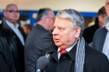Bogdan Borusewicz nie odniósł się do wypowiedzi Henryki Krzywonos-Strycharskiej o tym, że to on, nie Lech Wałęsa był przywódcą strajku.