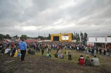 Strefa kibica przyniosła 3 mln straty. Zawiniła pogoda, słaba gra naszej reprezentacji i płatne bilety na koncerty - tłumaczyły władze Gdańska.