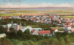 Klasztor cystersów działał w Oliwie od XII wieku do 1831 r.
