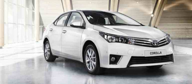 Najnowsza Toyota Corolla. Ma charakter.