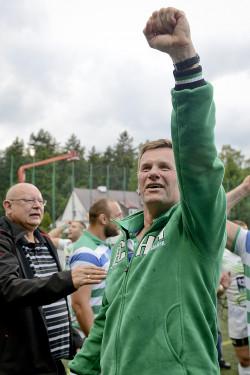 Marek Płonka w zeszłym roku wywalczył złoty medal w parze z Grzegorzem Kacałą. W 2013 roku poprowadził do mistrzostwa Lechię razem z Pawłem Lipkowskim