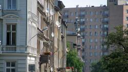 Rewitalizacją Dolnego Miasta nie będą objęte m.in. elewacje budynków.