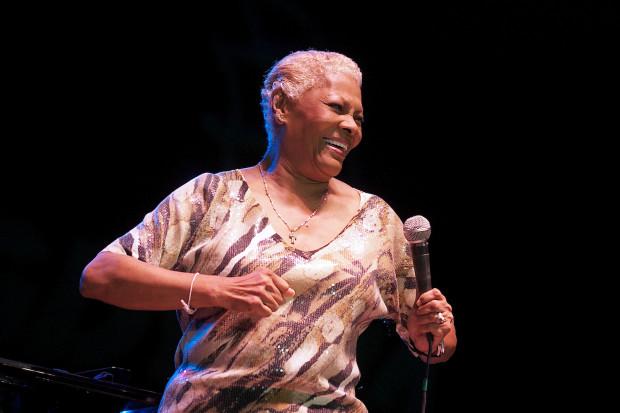Występ Dionne Warwick w Hali Gdynia był największą atrakcją IX Ladies Jazz Festival.