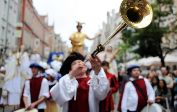 Jarmark otworzy 27 lipca o godz. 12 parada teatralna na Długim Targu.